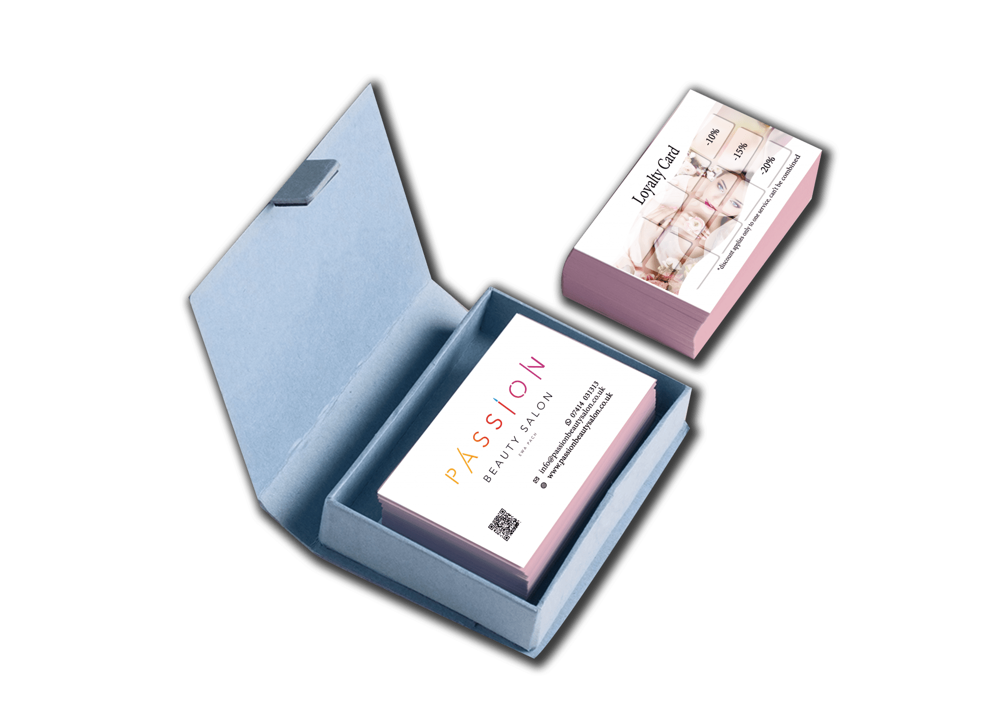 Special archives creative maja web agency round corner business card reheart Images