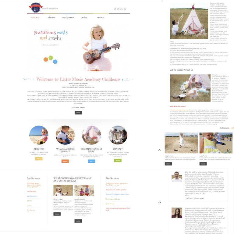 creative maja website online shop logo branding bournemouth uk music