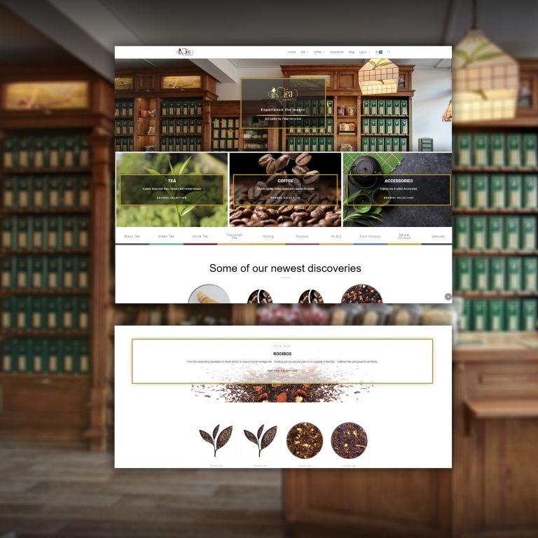 Online Sohp Designits tea